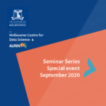 Melbourne Centre for Data Science Seminar Series Special Event jointly hosted by AURIN: Urban Analytics and Modelling the Pandemic