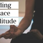 Finding Solace in Solitude: Meditation for Lockdown